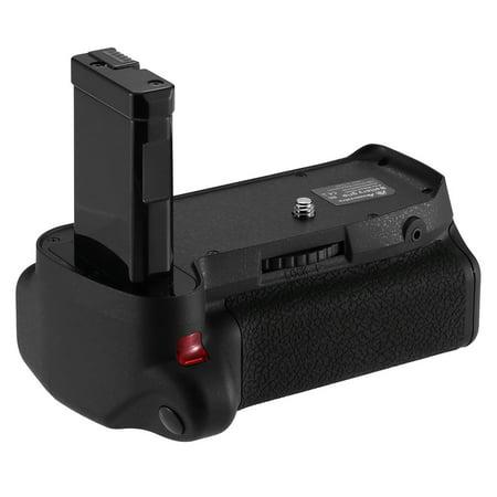 Powerextra Battery Grip for Nikon D3100/D3200/D3300/D5300 SLR Digital Camera Work with 2 pcs EN-EL14/EN-EL14A Batteries