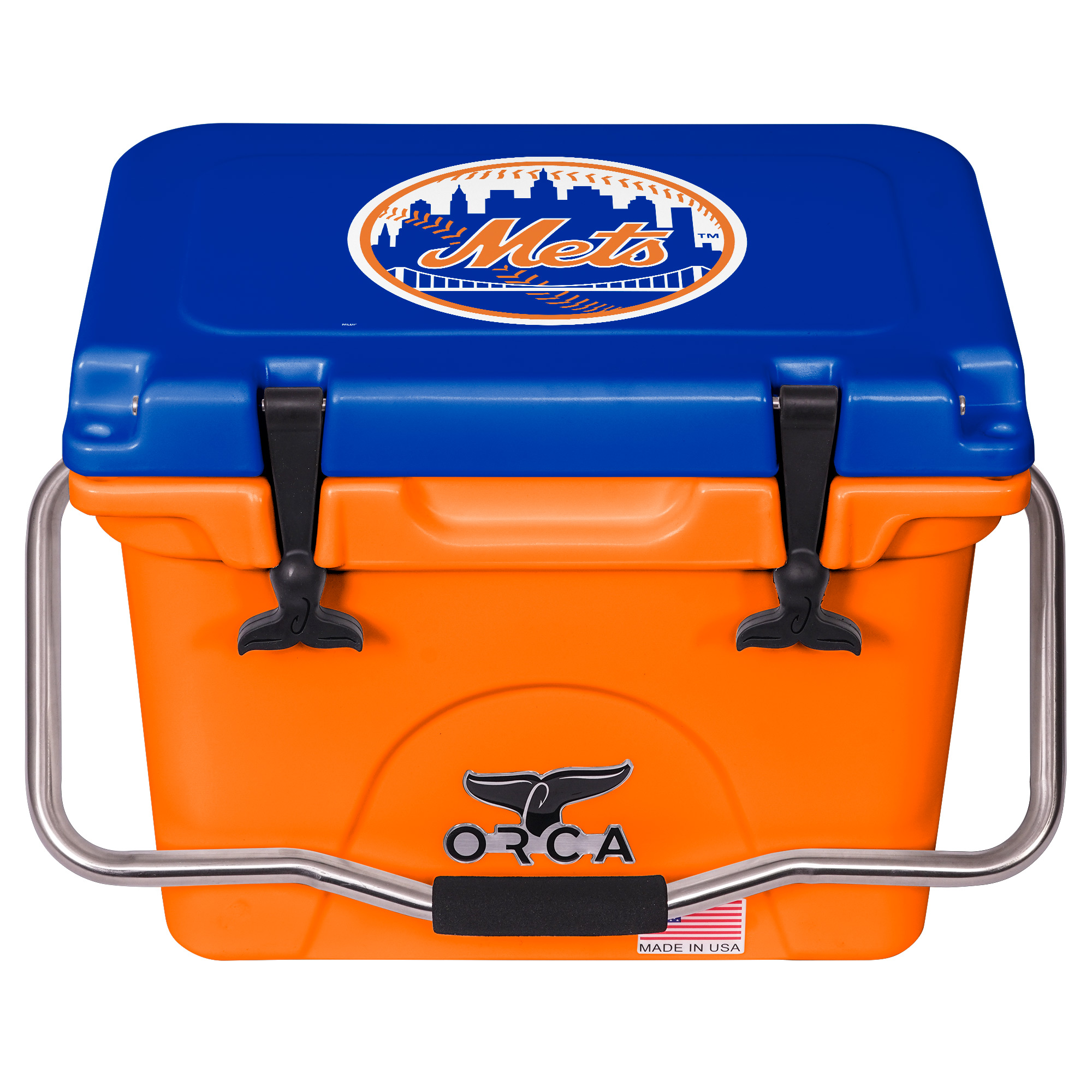 New York Mets ORCA 20-Quart Hard-Sided Cooler - No Size
