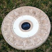 Homebrite Solar Homebrite Solar 4 LED Stepping Stone Spot Light set of 3 (Set of 3)