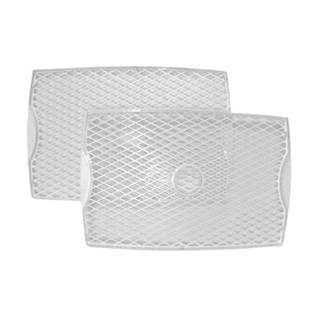 Victorio Set of 2 Drying Trays for Victorio Digital Food Dehydrator