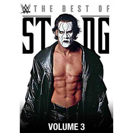 WWE: The Best of Sting (Volume 3) - Wwe Banner