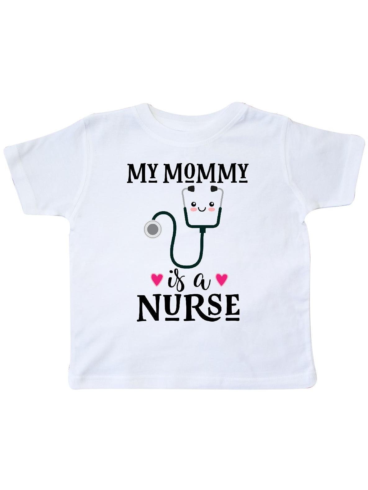 Nurse Mom Kids Nursing Toddler T-Shirt