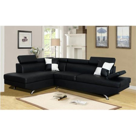Lifestyle furniture lf2801a genoa left hand facing for Sectional sofa 103