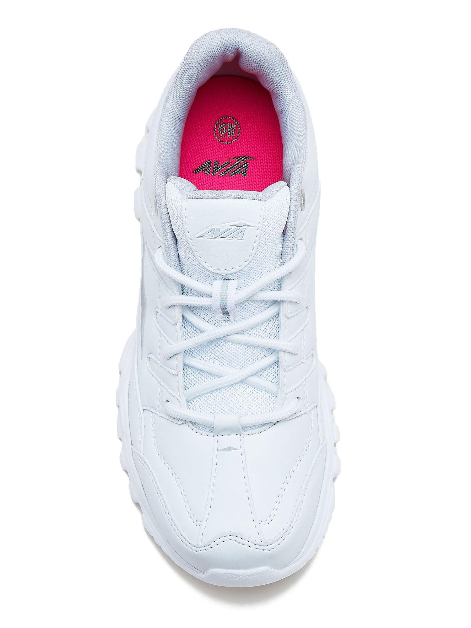 b58692f8222 Avia - Avia Women s Achieve Wide Width Walking Shoe - Walmart.com