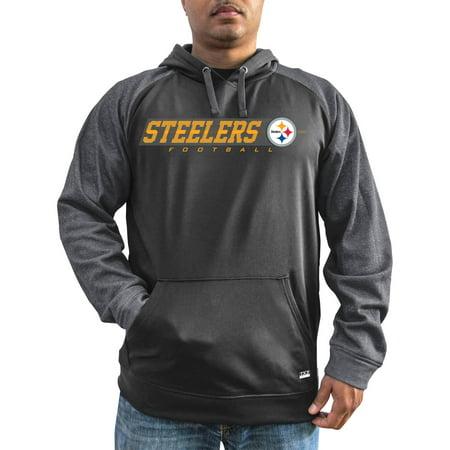 new product bd236 e4011 Men's Nfl Pittsburgh Steelers Hoodie - Walmart.com