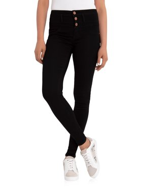 No Boundaries Juniors' triple stack skinny jean