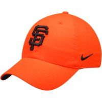 San Francisco Giants Nike Heritage 86 Stadium Performance Adjustable Hat - Orange - OSFA