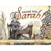 Thank You, Sarah : Thank You, Sarah