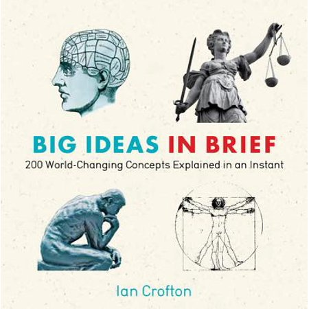 Big Ideas in Brief : 200 World-Changing Concepts Explained In An
