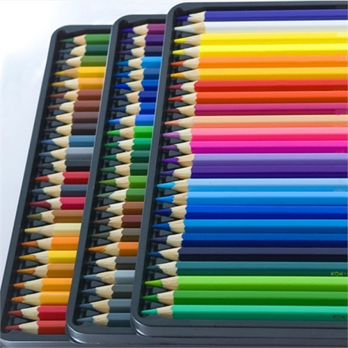 RoseArt Classic Colors Colored Pencils, 3.3mm, Assorted, 72/Pk