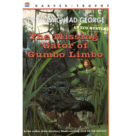 The Missing 'Gator of Gumbo Limbo (Paperback) for $<!---->