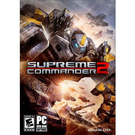 Ho Digital Commander (Supreme Commander 2 ESD Game (PC) (Digital Code) )
