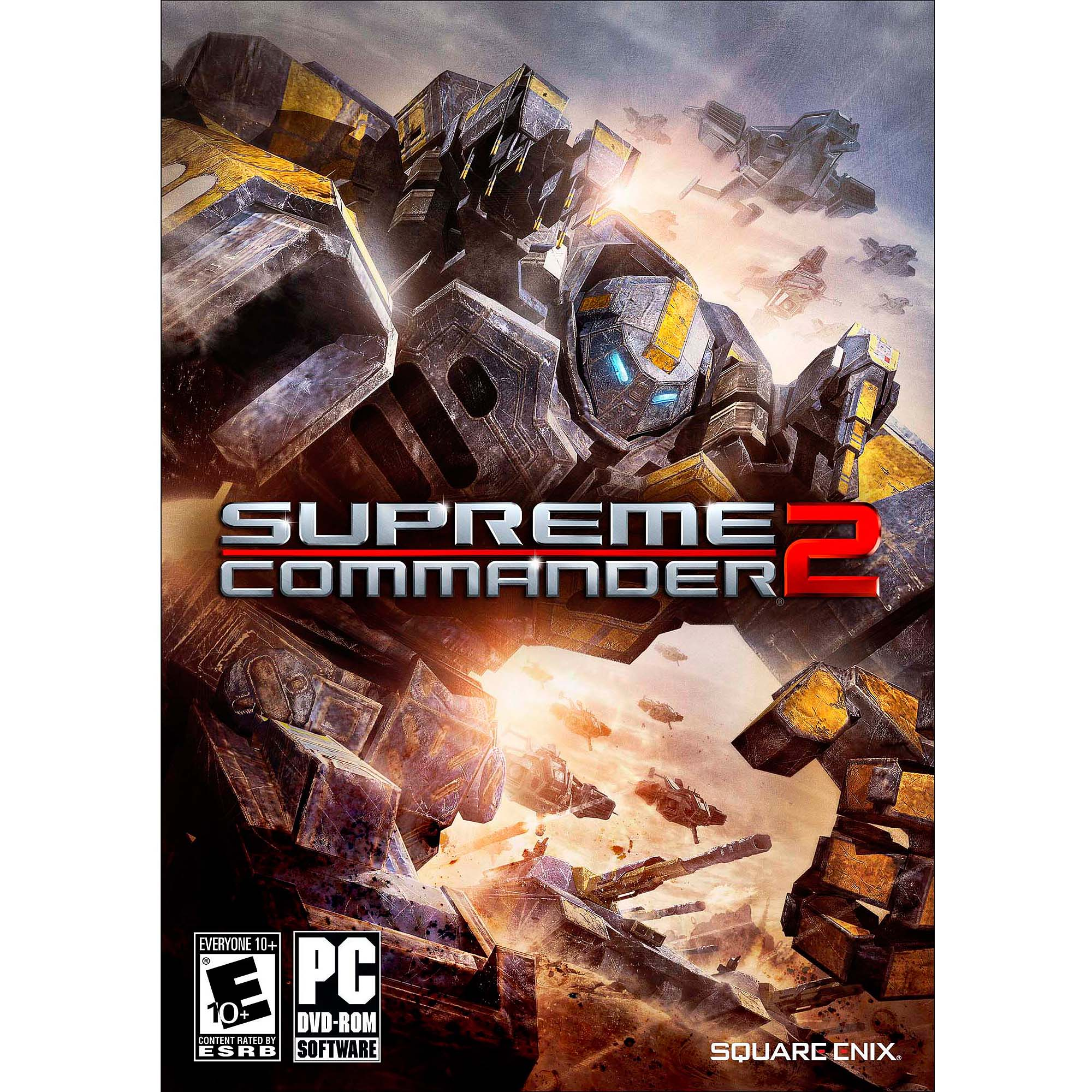 Supreme Commander 2 ESD Game (PC) (Digital Code)