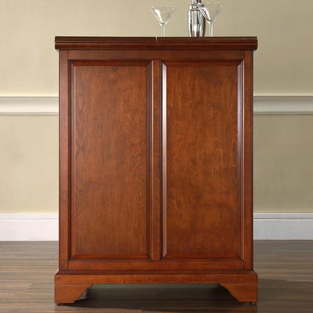 expandable furniture. Crosley Furniture LaFayette Expandable Bar Cabinet R