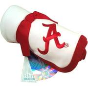 Alabama Crimson Tide Baby Receiving Blanket