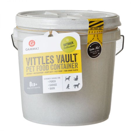 Vittles Vault Airtight Pet Food Container 8-10 lbs - Pack of 3