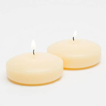 Ivory Floating Candles - Richland Floating Candles 3