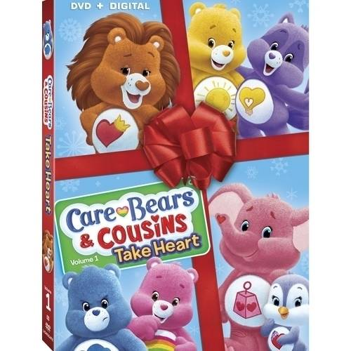 Care Bears And Cousins: Take Heart (DVD + Digital) (with INSTAWATCH) (Widescreen) by Lions Gate