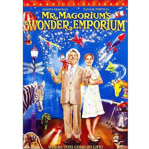 Mr. Magorium's Wonder Emporium (Full Frame)