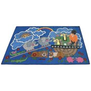 Joy Carpets Noah's Ark Kids Area Rug