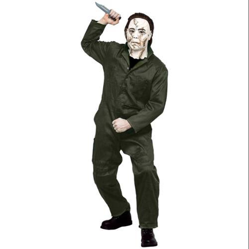 sc 1 st  Walmart & Rob Zombie Halloween Michael Myers Costume Adult Medium - Walmart.com