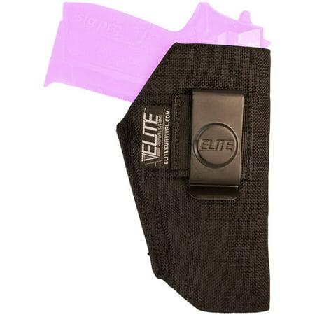 Elite Belt Holster (Elite Inside the Pant Clip Holster, IWB BCH-10 )