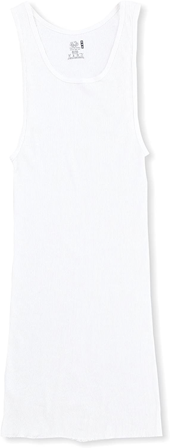 XXL, White Mens Vests Sleeveless Fitted 100/% Cotton White Black or Mixed Colours 3 Pack Singlets