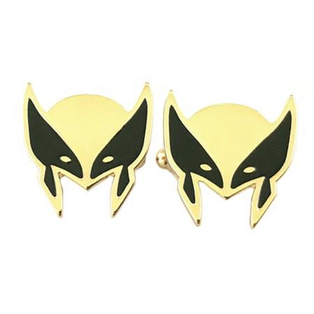 - X-Men Wolverine Cufflink Set Marvel Comics