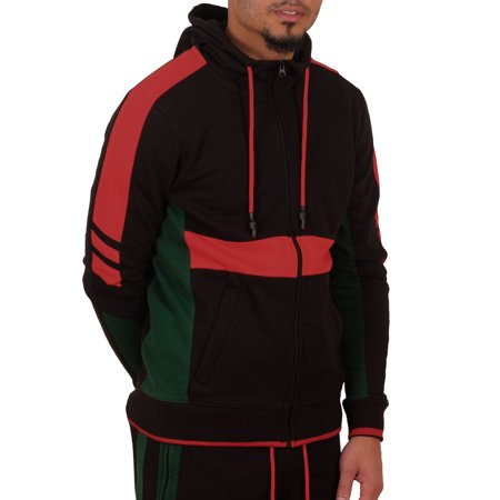 Jordan Craig French Terry Color Block Hoodie