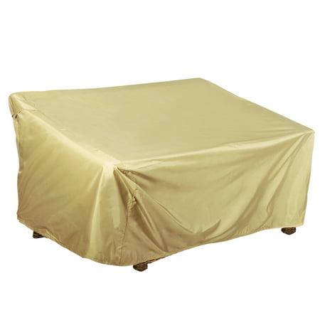 Sundale Outdoor Heavy Duty Patio Lounge Chair Loveseat