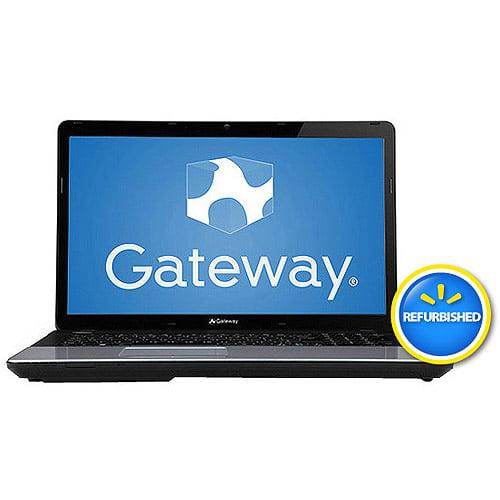 "Refurbished Gateway Black 17.3"" NE71B06u E1-1200B Laptop PC with AMD Dual-Core E1-1200 Processor and Windows 8 Operating System"