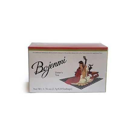 Bojenmi Chinese Diet Tea to Support Weight Control, Weight loss By Bojenmi Tea From
