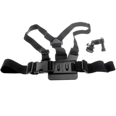 Felji Adjustable Body Chest Strap Mount Belt Harness for GoPro Hero 1 2 3
