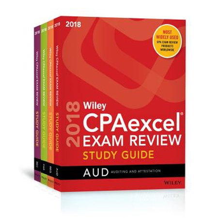Wiley Cpaexcel Exam Review 2018 Study Guide : Complete Set