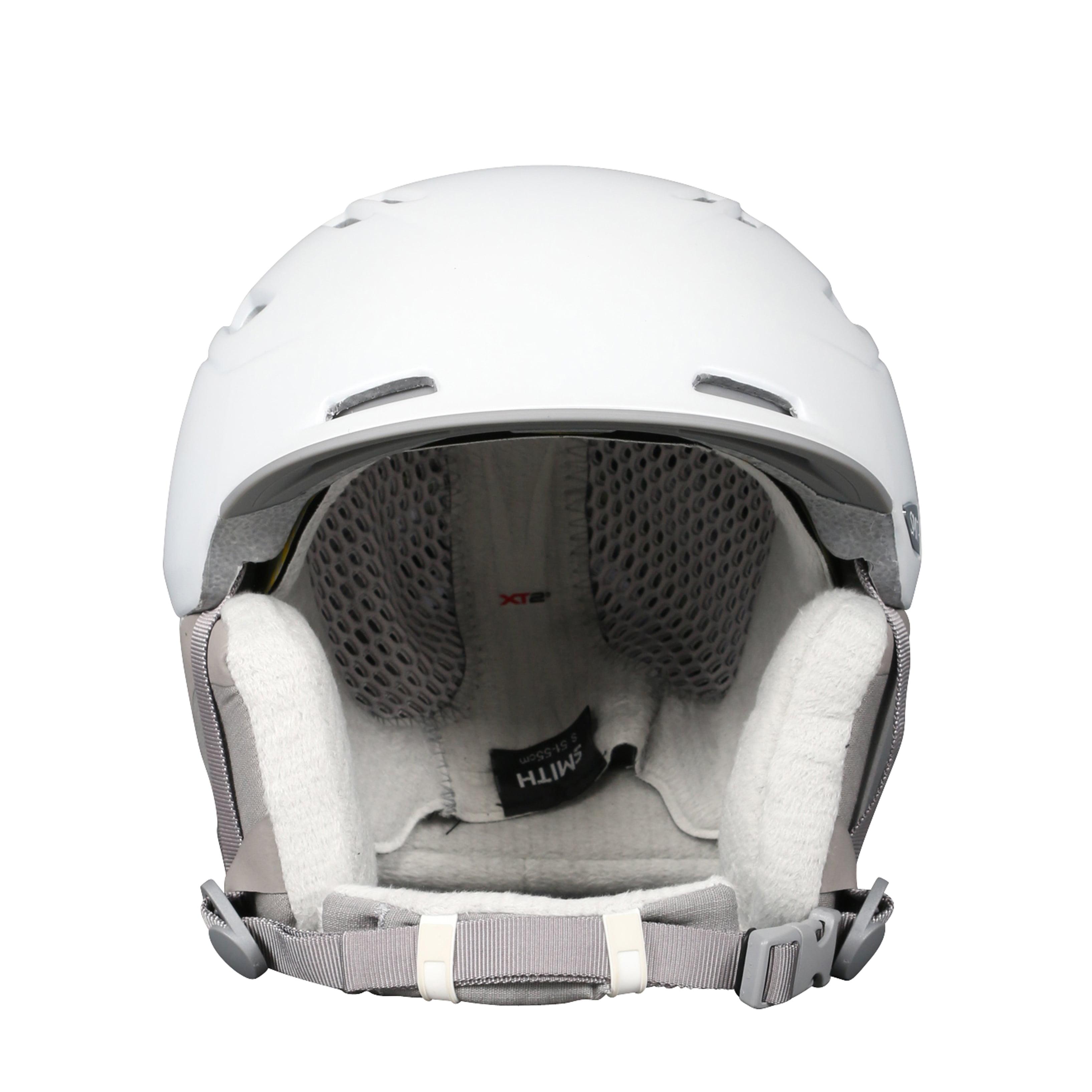 Smith Optics Compass Pearl White MIPS Women's Ski Snowboard Helmet by Smith Optics
