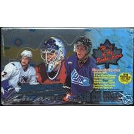 1998 Bowman Chrome CHL Hockey Hobby Card Box