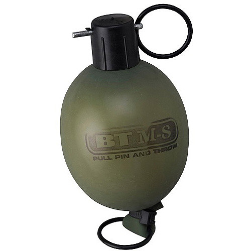 BT M-8 Paint Grenade, Yellow