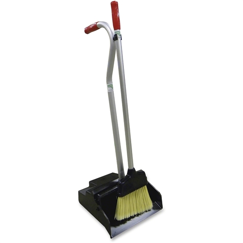 Unger Ergo Dustpan With Broom, 12 in by Unger