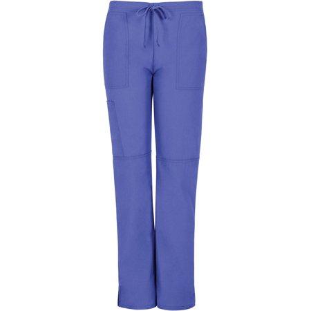 SCRUBSTAR Women's Fashion Collection Drawstring Cargo Pant