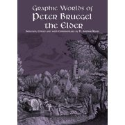 Graphic Worlds of Peter Bruegel the Elder - eBook