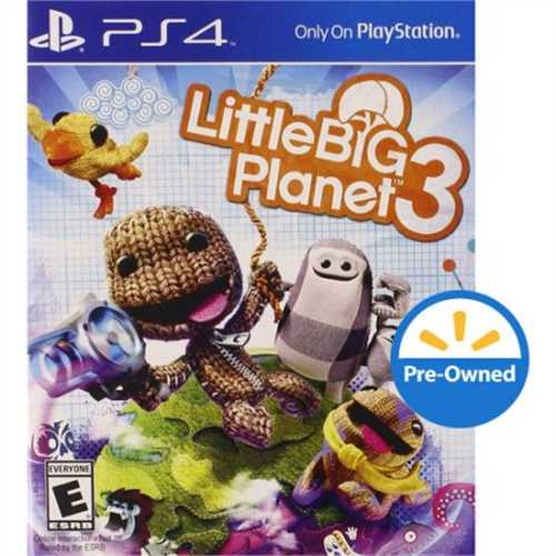 Littlebigplanet 3 (PS4) - Pre-Owned
