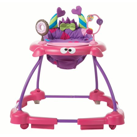 Cosco Simple Steps Baby Walker, Monster Shelley