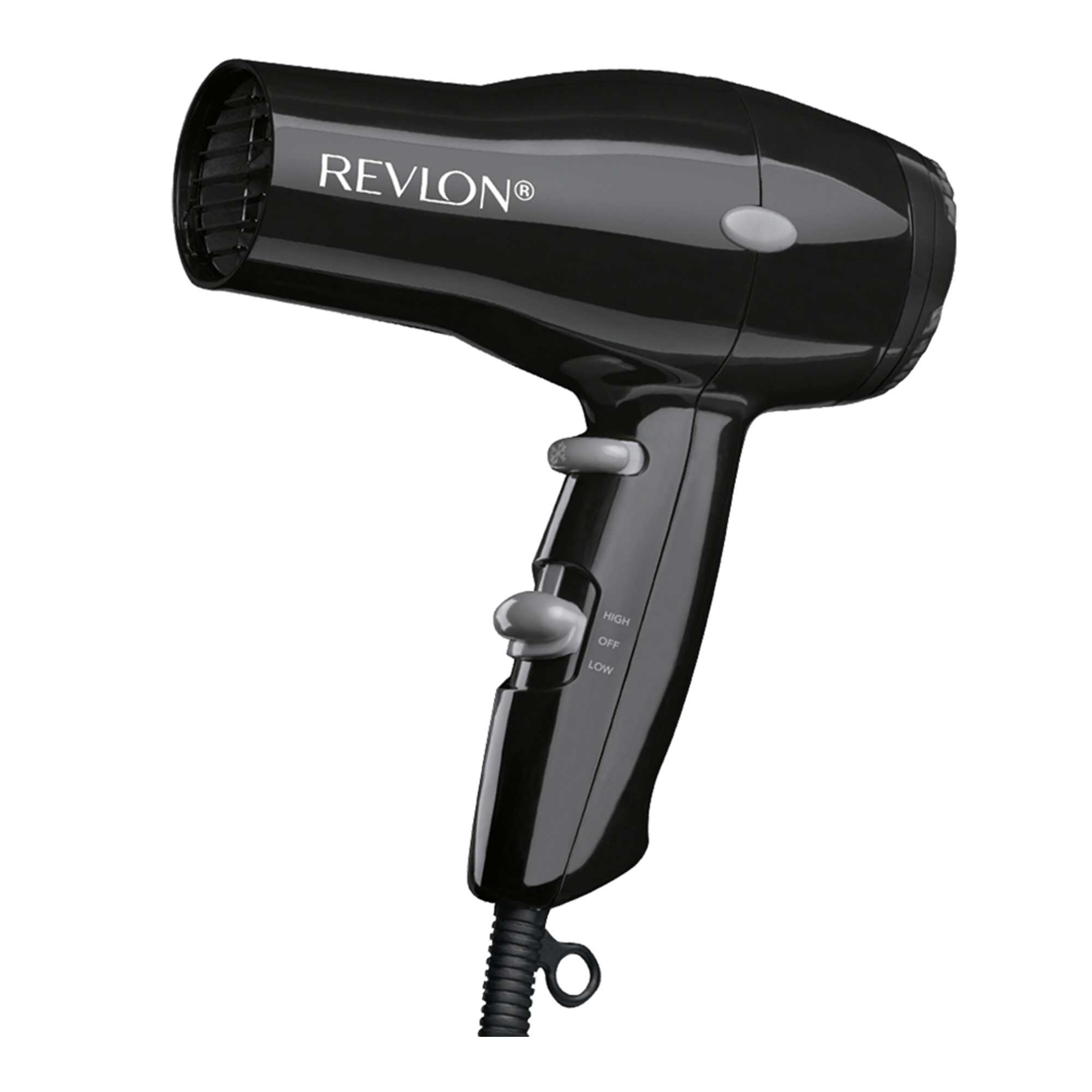 how to style hair with dryer and brush style by revlon rvdr5034 1875 watt 2 speed hair dryer 7009
