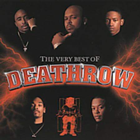 Very Best of Death Row / Various (CD)