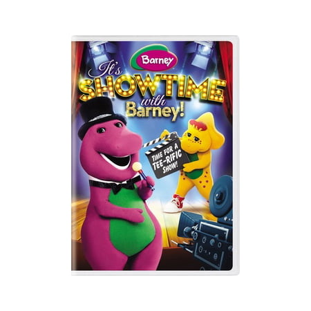 Barney A Very Merry Christmas The Movie Dvd.Barney It S Showtime With Barney Dvd Best Unnav