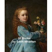 Edith Wharton: 21 books - eBook