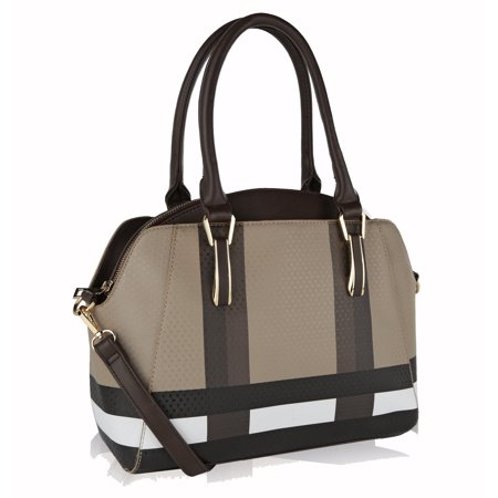 Demi Tote Shoulder Handbag