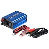 Pomax 300W 12V DC to 120V AC Portable Power Inverter for Car with Quick USB Charger