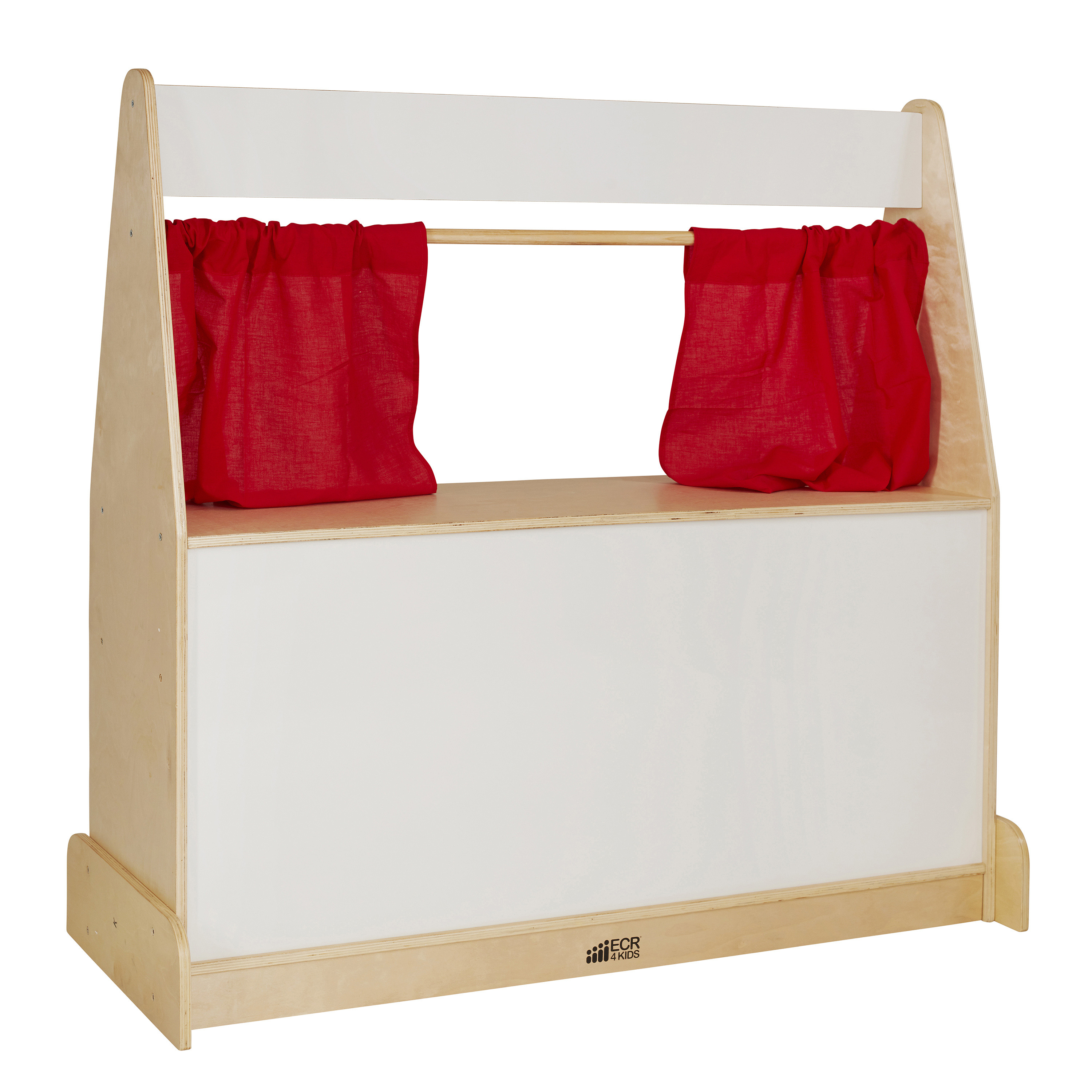 Puppet Theater Dry-Erase Board by ECR4Kids