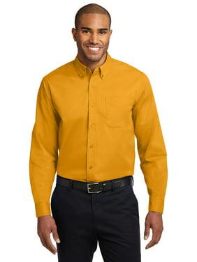Port Authority Tall Long Sleeve Easy Care Shirt